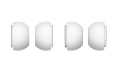 苹果AirPods Pro硅胶耳塞上架 大中小三尺寸59元两副
