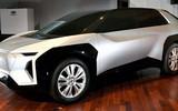 斯巴鲁Evoltis将于2021年问世 全电动搭配全新设计