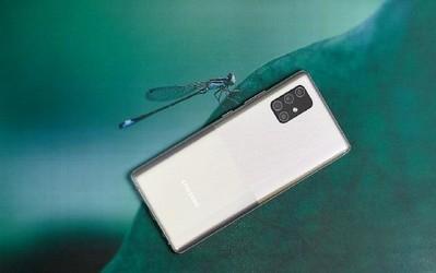汇顶科技与三星合作机型三星Galaxy A71 5G即将首销