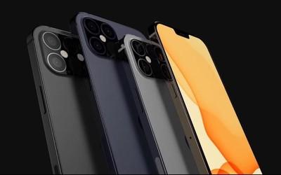 iPhone 12 Pro靠�V渲染�D曝∩光 �C身更加平坦不远处�⒑W�小