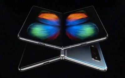 三星Galaxy Fold 2设计图曝光 120Hz挖孔屏支持手写笔