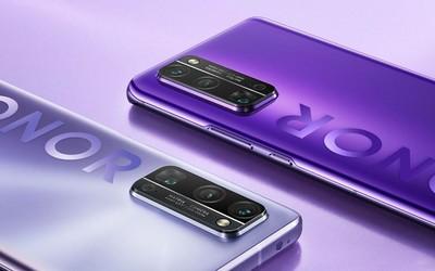 荣耀30 Pro系列再次开售 钛空银配色到货 3999元起