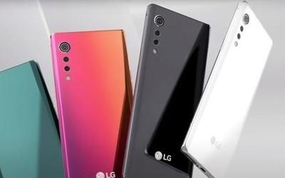 """能无线充电的""""天鹅绒"""" LG Velvet全新配置再度曝光"""