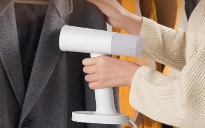 米家手持挂烫机今日开启众筹 熨衣不伤衣除菌除螨
