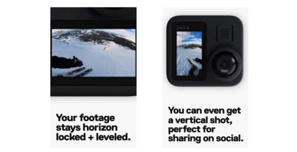 GoPro MAX固件更新 新增全景3K60帧 延时拍摄等功能