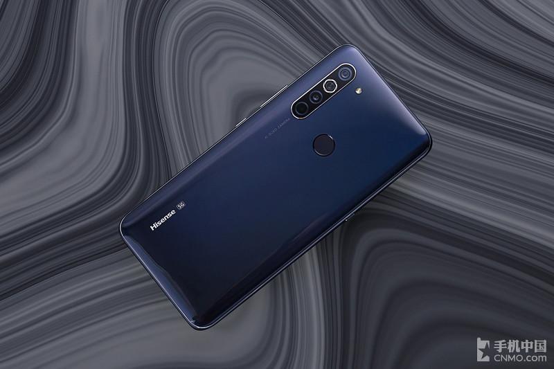 海信手机F50图赏:紫光展锐5G芯加持迈向未来!