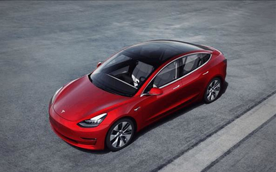 特斯拉Model 3四月在華銷量疲軟 相比三月下跌近64%