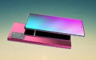 三星Note20或用新一代3D声波指纹技术 可读取双指纹