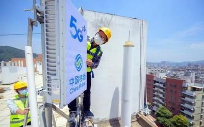 工信部:5G商用加快推进 目前已开通5G基站超20万个