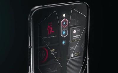 紅魔5G游戲手機氘鋒透明版來了!將于5·20開啟預售