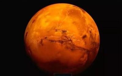 """科學家:火星上的""""熔巖流"""" 可能是泥流而不是熔巖流"""
