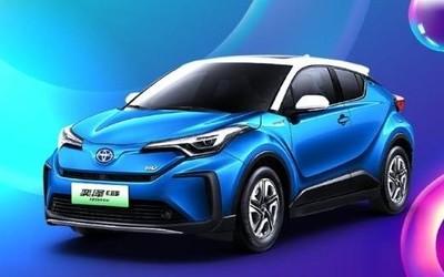 丰田首辆纯电SUV奕泽E进擎正式上市 售价22.58万元