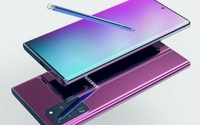 三星旗舰机首次在线上发布 要推出的将是Note20系列