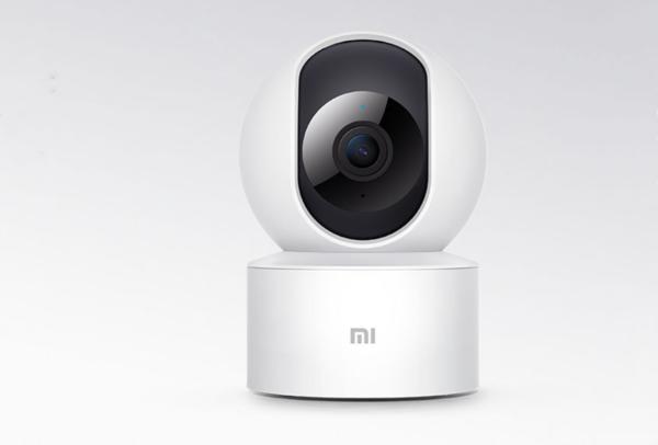小米智能摄像机云台版SE