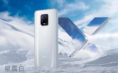 卢伟冰:双5G手机Redmi 10X续航优先 用一天稳稳的