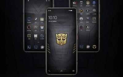 iQOO 3 5G变形金刚限量版开启预售 炫酷造型售3998元