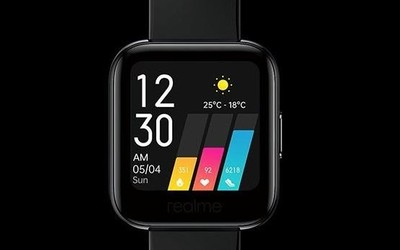 realme Watch在印度发布 1.4英寸屏幕 3999印度卢比