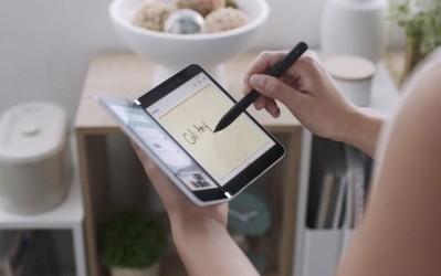 微软正为Surface Duo改进手写笔的支持 将于秋天上市