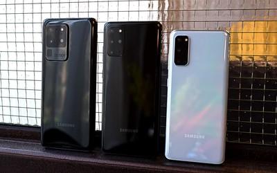 2020 Q1美国5G手机出货量排行榜:三星包揽前三名