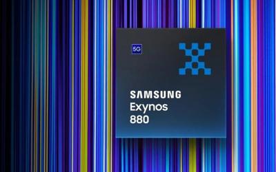 8nm工艺 三星芯片Exynos 880随vivo Y70s首发亮相