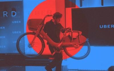 优步撤出共享自行车市场 数千辆电动自行车遭报废