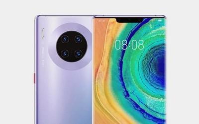 """华为Mate30 Pro 5G前置相机分数公布 竟然""""表现平平"""""""