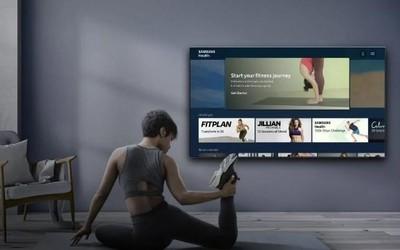 三星健康智能电视年内发布 可与其他设备共享健康数据