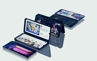 LG V60 ThinQ 5G将于6月1日在台开售 价格为8080元