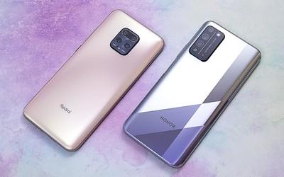 荣耀X10对比Redmi 10X Pro 2000元的5G手机怎城主府么选