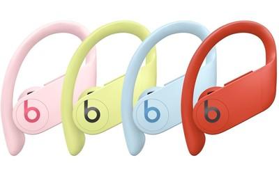 Powerbeats Pro四款新配色亮相 清新色系6月9日上市