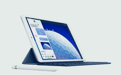 新iPad Air将配备USB-C口?窄边框设计或基于iPad Pro