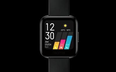 realme Watch正式開賣 觸摸彩屏表帶可更換售375元