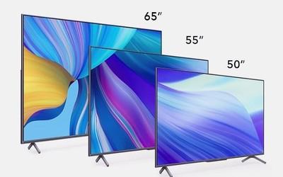 1699元起 荣耀智慧屏X1画质音质都出色 买到就是赚到