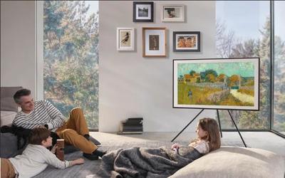 三星新款The Frame电视将在印度上市 售约7000元起