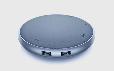 戴尔新款适配器配备免提功能 可用于视频会议 约1400