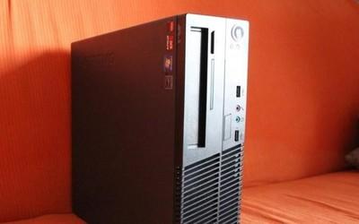 生产力UP!联想办公电脑提升办公速度 固态硬盘加持