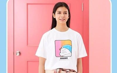优衣库推出《哆啦A梦》联名款!6月25日开卖79元起