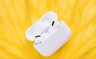 全新AirPods或将在明年年初发布 或许你该换耳机了