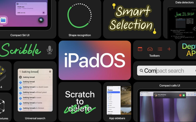 更全面的iPadOS 14 让Apple Penci变得像键鼠一样好用