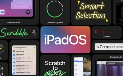 全新iPadOS 14亮相 设计更简洁紧凑 这些产品可更新