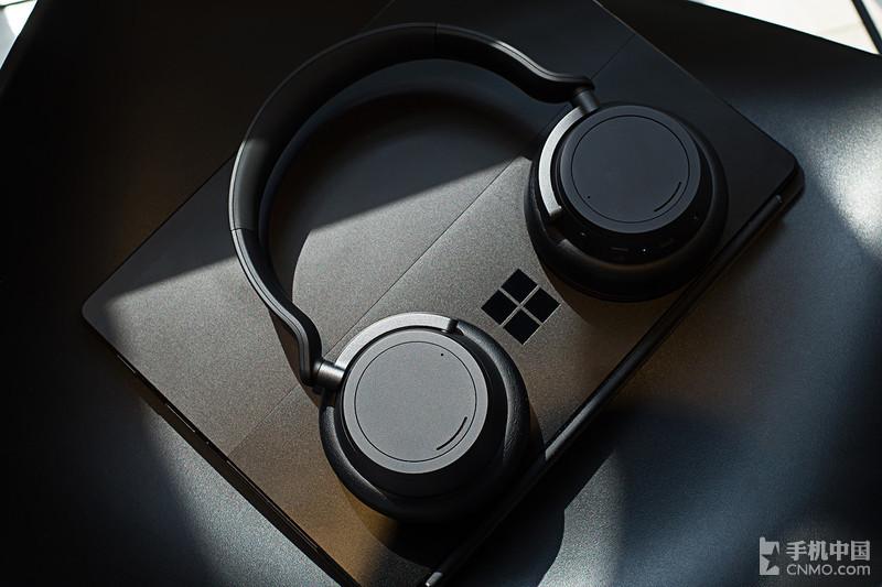 Surface Headphones 2图赏:相信我 戴上你就会爱上它