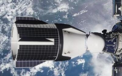 "SpaceX龙飞船继续""发光发热"" NASA:表现好于预期"