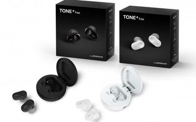 LG新款真无线耳机曝光 不仅有好声音还能够自消毒?