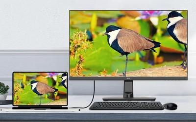 京东方拾光纪显示器亮相 75Hz支持USB-C售1499元