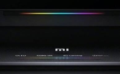 小�米电视大师←系列配置曝光 65英寸OLED屏幕+120Hz