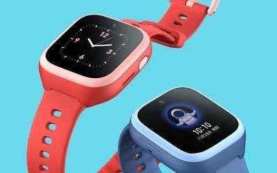 米兔儿童电话手表4C开售 可视频通话精确定位售399元
