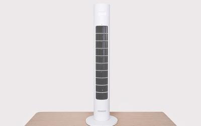 米家的首款塔扇产品 与落地扇相比究竟有何不同?