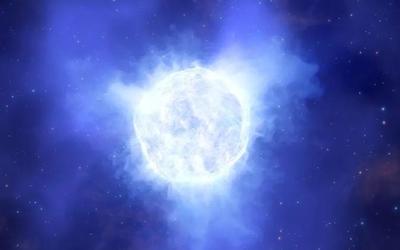 现实版《三体》?一颗巨大的恒星在宇宙中突然消失了
