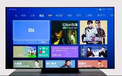 """小米电视大师系列65""""OLED上手:""""好电视 大师造"""""""