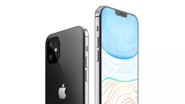 iPhone 12渲染图